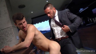 fucked by his best friend's hunky dad