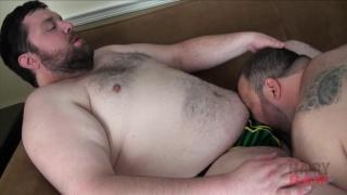 big dudes who love bareback fucking