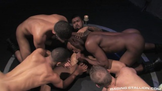 into darkness group blowjob