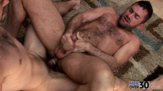 Hairy Guys Joe Parker & Jake Jennings