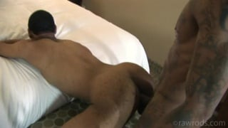 Marco Ashton and TaetheDoug bare fuck