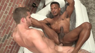 Landon Conrad & Adrian Hart in ready to fuck