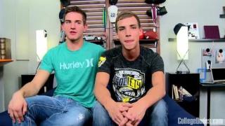 Jordan Thomas tops Troy Taylor at college dudes