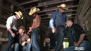 Cowboy Gang Bang