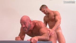 Titan Men's Jesse Jackman and Landon Conrad