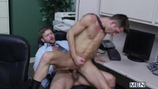 Colby Jansen Fucks JD Phoenix at the Office