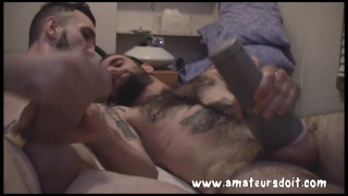 Rocco and Lucas first time sex