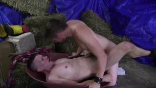 Dayton O'Connor enjoys Kyle Braun's raw hole