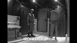Prisoner 08022013's second visit to iron lockup