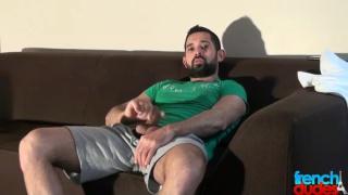 Rekin worships Nikes and socks