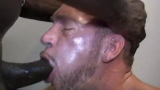 Randy loves black dick