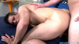 BRYAN CAVALLO FUCKS ALEX MAXIM at college dudes