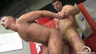 Zeb Atlas Fucks Logan Vaughn