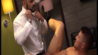 Rogan Richards Fucks Marco Rubi