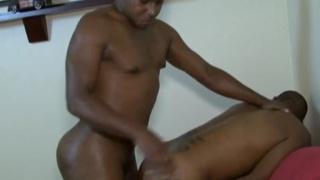 bald black top fucking ass