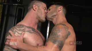 Adam Killian takes latin dick