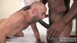 igor takes cutler x's massive cock raw