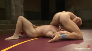 Doug Acre vs Landon Conrad at Naked Kombat