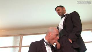 Conner Habib and Adam Russo wedding reception sex