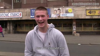 19-year-old cute guy barebacked