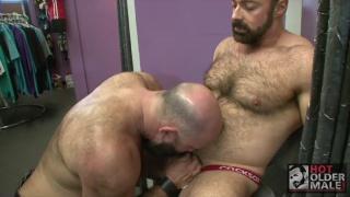 Brad Kalvo & Victor West at Hot Older Male