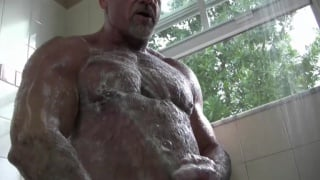 hairy daddy mickey collins