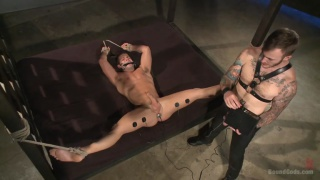 Luke Adams at bound gods