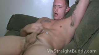 Str8 Marine Beating Off