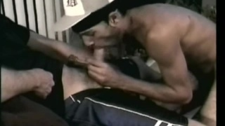 black straight guy fucks spanish bottom