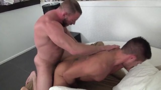 muscle hunk shay michaels pounding ass