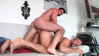Billy Santoro & Dirk Caber in Neighbors Part 1