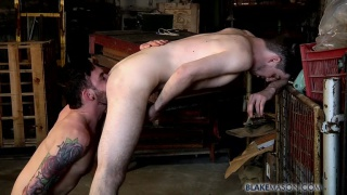 inked stud adam loves fucking ass