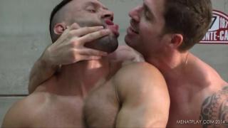 FLEX & AXEL BROOKS at men at play