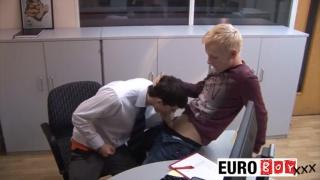 Lex & Charlie at euro boy xxx