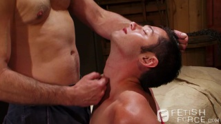 Tony Buff & Chase Young at fisting central