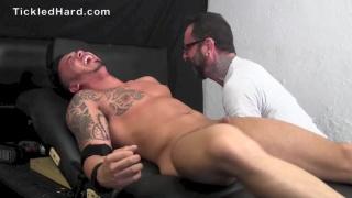 JAVY D at tickled hard