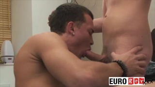 Blake Bailey and Jamie Ryder at euro boy xxx