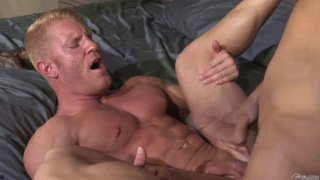 Lance Luciano and Johnny V at falcon studios