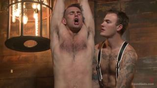 Christian Wilde trains Chris Harder at bound gods