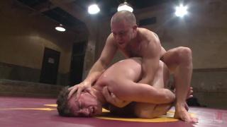 Scott Harbor and Eli Hunter at naked kombat