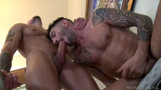 Sean Duran & Johnny Hazzard at men over 30