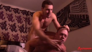 saxon west and theo ford at alpha males