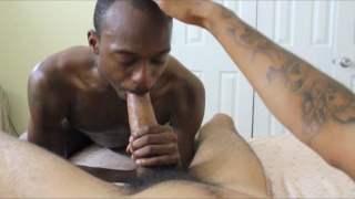 samson and kameron in maintenance man at thug seduction