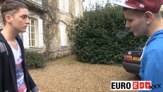 Shaun & Tyler at euro boy xxx