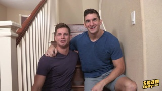 Dean and Joey bareback at sean cody