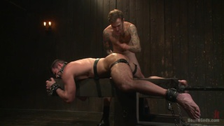 Billy Santoro subs for christian wilde at bound gods