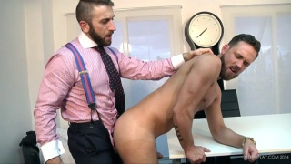 LOGAN MOORE & JALIL JAFAR at men at play