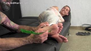 milo at tickled hard