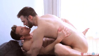 Gabriel Clark Fucks Darius Ferdynand at cocky boys