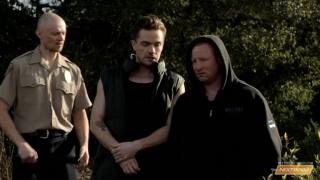 Lucas Knight, Jordan & Justin Star at next door buddies